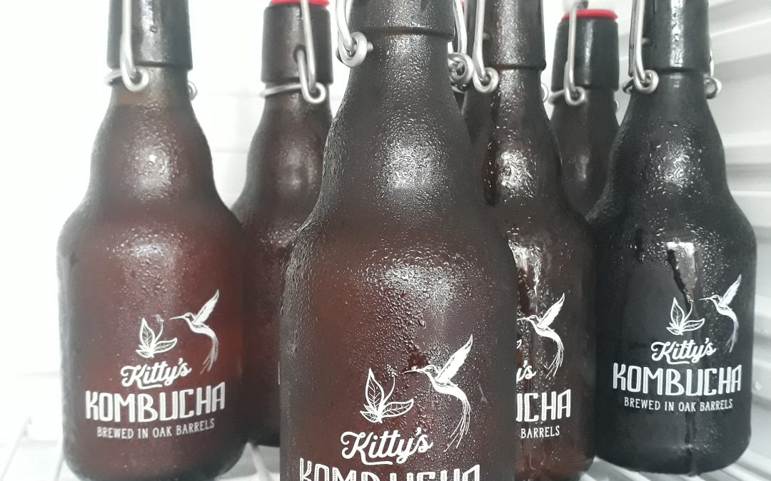 2 Minutes with Milan from Kitty's Kombucha – #incredibleindependents
