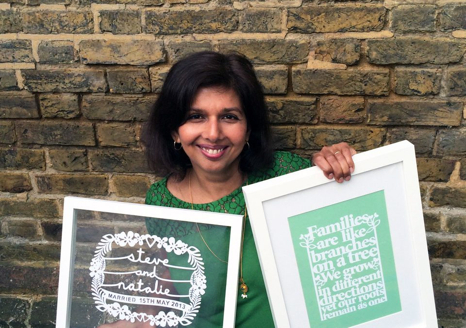2 Minutes with Kashmira from Ant Design Gifts – #incredibleindependents