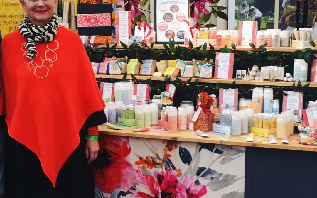 2 Minutes with Alison from Bee Inspired Natural Skin Care – #incredibleindependents